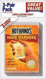 HotHands Hand Warmers, 3pk