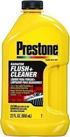 Prestone AS105 Radiator Flush & Cleaner (22 oz.)
