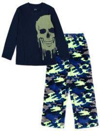 Wonder Nation Boys 4-18 & Husky 2-Piece Pajama Sets