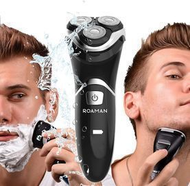 Wet & Dry Electric Razor