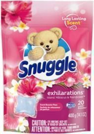 Snuggle Scent Boosters in-Wash Laundry Scent Pacs