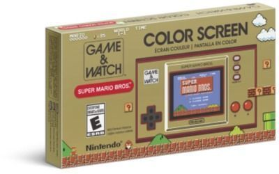 Nintendo Game and Watch: Super Mario Bros