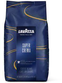 Lavazza Super Crema Whole Bean Coffee Blend 2.2-lbs. Bag