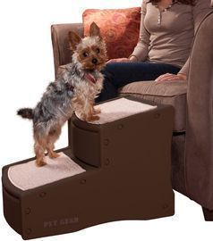 Pet Gear Easy Step II Stairs (Chocolate)