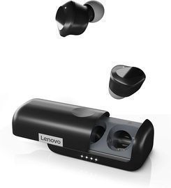 Lenovo True Wireless Bluetooth Earbuds w/ Quick Charge