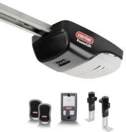 Home Depot - Genie PowerLift 1/2 HP Screw Drive Garage Door Opener $132