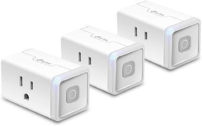 TP-Link WiFi Smart Plug Lite 3-Pack