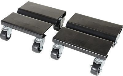 Vestil Steel Dolly 2-Pack