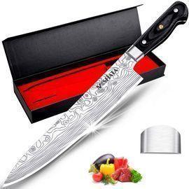 MOSFiATA 10 Super Sharp Professional Chefs Knife