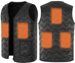Lightweight Heated Jacket (Battery Not Included)