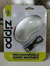 Zippo 6-Hr. Rechargeable Handwarmer