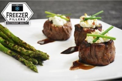 Chicago Steak Company - 20% Off Restaurant Quality Freezer Fillers