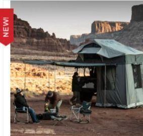 4 Wheel Parts - The All-New Smittybilt Gen2 Overlander Tent is Here!
