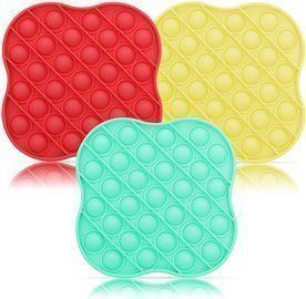 Yishide Squeeze Pop Pop Bubble Sensory Fidget Toy