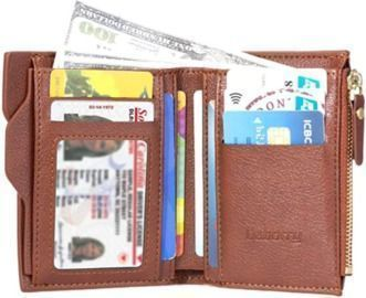 Various Mens and Woman's Wallets