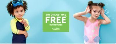 Buy One, Get One FREE Swimwear