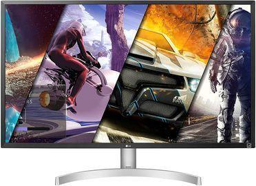 LG 32UL500-W 32 4K Gaming Monitor