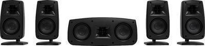 Klipsch HT50 Home Theater Surround Sound System, Black