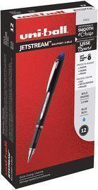 Uni-Ball Jetstream Ballpoint Pens 12-Pack