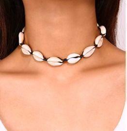 Amazon - Shells Choker Boho Clavicle Necklace $4.33
