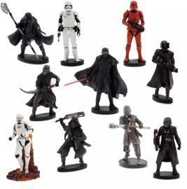 Star Wars: The Rise of Skywalker Deluxe Figure Play Set