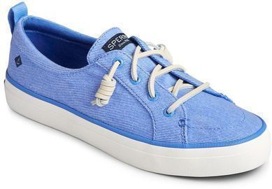 Sperry Women's Crest Vibe Washed Twill Sneakers