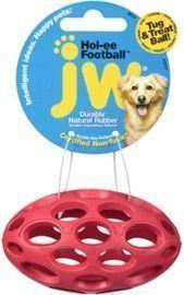 JW Pet Company Mini Hol-ee Football Dog Toy