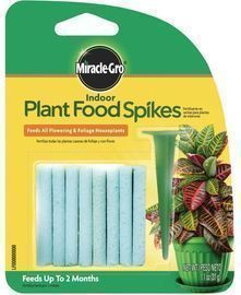 Miracle-Gro 24-Count Indoor Plant Food Spikes