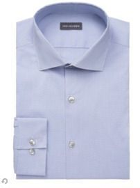 Van Heusen Men's Big & Tall Stain Shield Wrinkle Free Stretch Dress Shirt