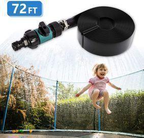 72FT trampoline sprinkler hose