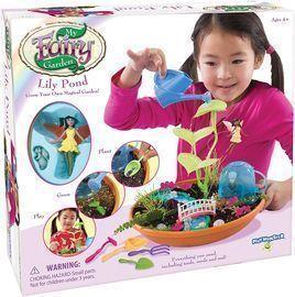Amazon - PlayMonster My Fairy Garden - Lily Pond $13.50