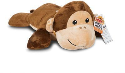 Cuddle Monkey Jumbo Plush Stuffed Animal