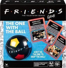 Friends '90s Nostalgia TV Show Party Game