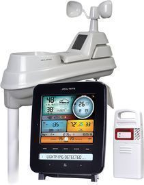 AcuRite Iris Weather Station w/ Lightning Detector