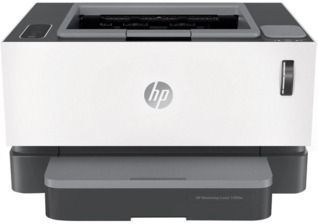 HP Neverstop 1001nw Wireless Black & White Laser Cartridge-Free Tank Printer