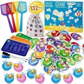 Maxee Educational Sight Word Swat Game