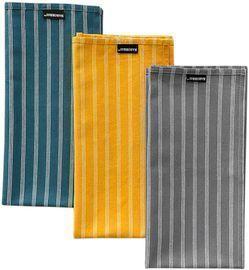 Cotton Dish Towels -Set of 3