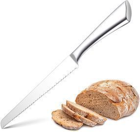 Stainless Steel Kitchen Bread Knife