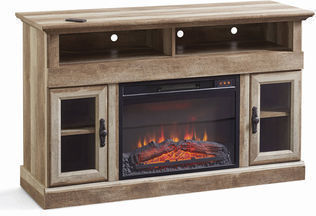 Better Homes & Gardens Crossmill Fireplace Media Console