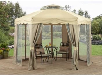 Better Homes & Gardens 12' x 12' Gilded Grove Gazebo