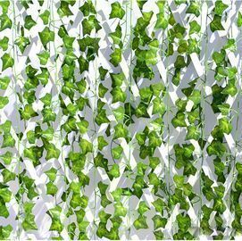 12 Strands Of Artificial Ivy Leaf Plants