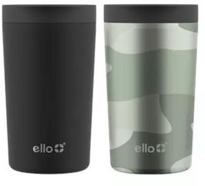 Ello Jones 11-oz. Stainless Steel Tumbler 2-Pack