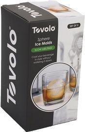 Tovolo 2.5 Sphere Ice Mold 2-Pack