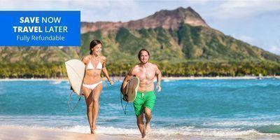 Fully Refundable: Waikiki 4-Star Resort: 3 Nights for 2