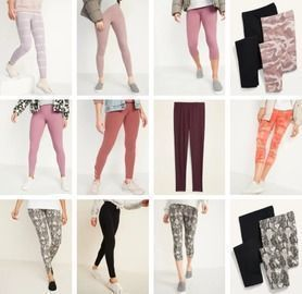 50% OFF Women's Leggings