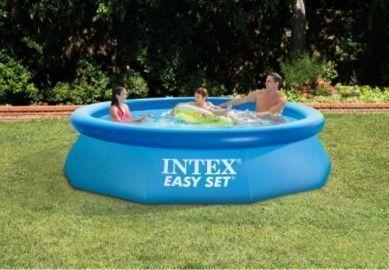 INTEX 10ft x 30in Easy Set Pool