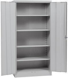 Sandusky Lee SnapIt 72 Steel Storage Cabinet