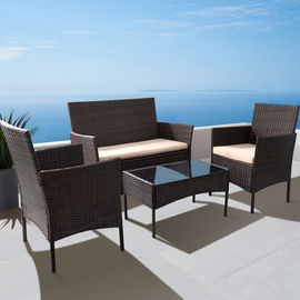 Walnew 4-Pc. Outdoor Patio Furniture Set