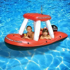 Swimline Fireboat Inflatable Raft