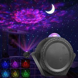 ALOVECO LED Star Projector w/ Touch & Voice Control